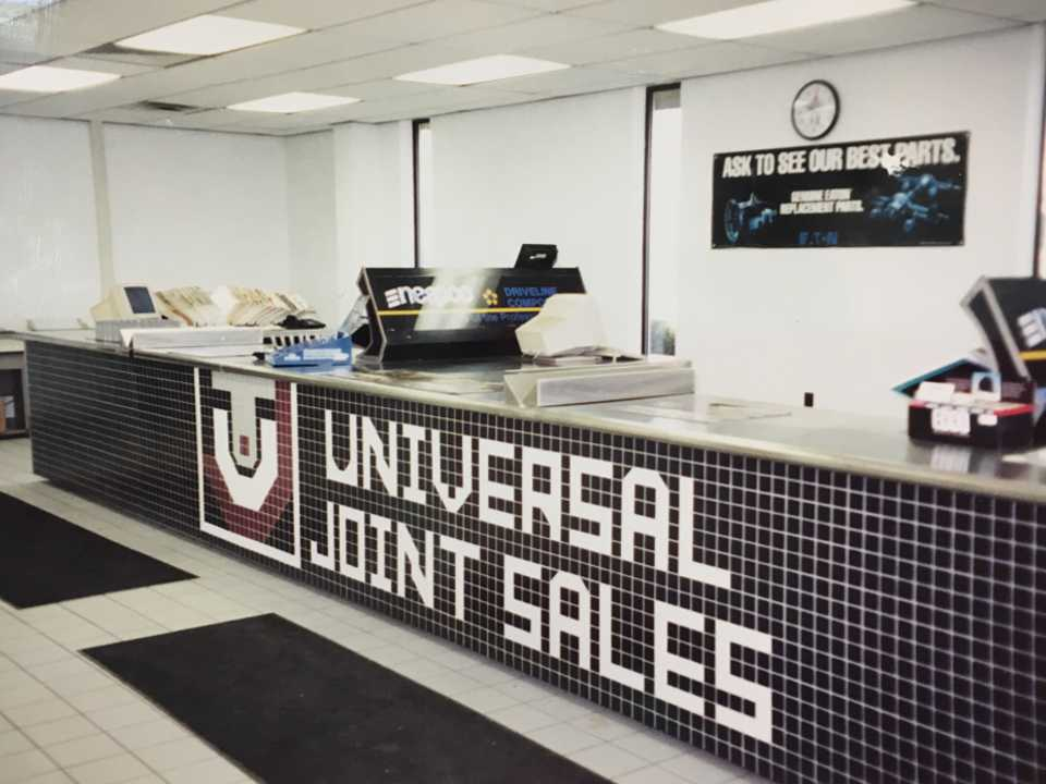 Stainless Steel Service Desk